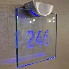 glass door signs led signage acrylic led signage manufacturer from coimbatore