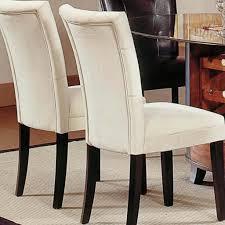 sedie per sala da pranzo sala da pranzo moderna sedie da pranzo parsons in pelle
