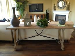 Diy Sofa Table Ideas Sofas Center Behindfa Table Like This My Couch Tables Diy With