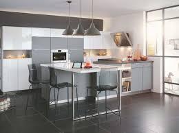 cuisines grises cuisine grise mobalpa kitchen cuisines grises