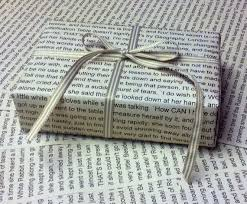 book wrapping paper bookish wrapping paper for your gifts wrapping