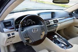 lexus yacht interior 2016 lexus ls 460 l test drive review autonation drive