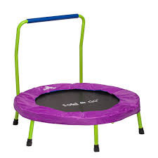 Mini Trampoline With Handrail The Best Trampoline For Kids And Toddlers U2013 The Top 20 Doctrampoline