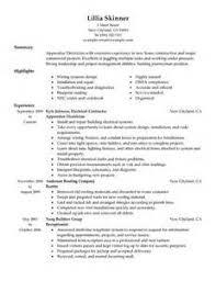 Electrician Apprentice Resume Examples Esl Dissertation Chapter Proofreading Websites Narrative Essay How
