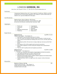 nursing resume template free fabulous registered resume sles free for your nursing