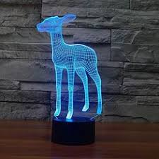 babygo santa 3d led christmas night lamp 7 color change b https