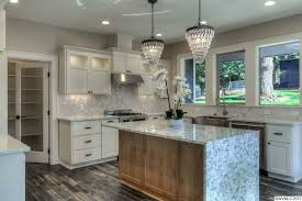 deco kitchen ideas deco kitchen with complex granite counters hardwood floors