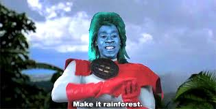 Captain Planet Meme - mrw i get gold for a captain planet reference meme guy