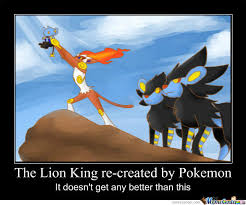 Lion King Meme - the lion king re created by pikaruto4752 meme center