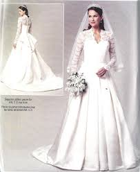 vogue wedding dress patterns wedding dress sewing patterns online