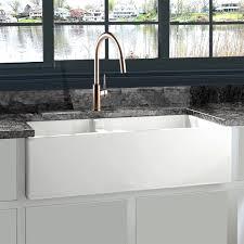 hyannis 36 dbl fireclay kitchen sink nantucket sinks