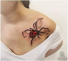spider tattoo 3d best tattoo ideas gallery 3d tattoos of