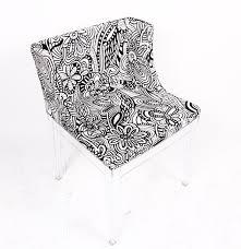 philippe starck mademoiselle missoni chair for kartell ebth