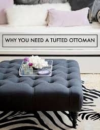 Tufted Round Ottoman Coffee Table by Best 20 Tufted Ottoman Ideas On Pinterest Dressing Table Stool