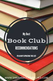 Southern Lights Book by Book Club Recommendations