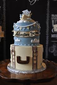 travel themed baby shower the adventure begins travel themed baby shower cake cake sugar