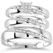 His And Her Wedding Rings by Design His His And Hers Wedding Rings Sets Picture