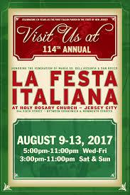Fiesta Of Five Flags La Festa Italiana 2017 The Office Of Cultural Affairs