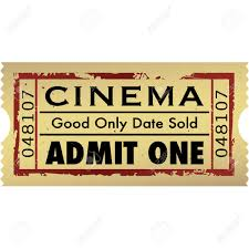 ticket stub clipart pencil and in color ticket stub clipart