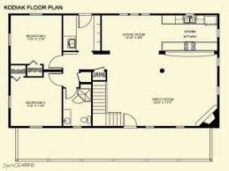 log cabin floor plans with loft log cabin floor plans open floor