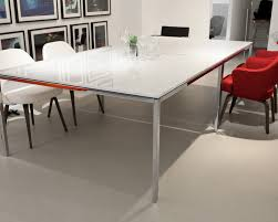 Knoll Dining Table by Knollflorence Knoll 1400 Dining Table Material Life Co Uk