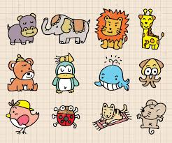 drawn brds cute animal pencil and in color drawn brds cute animal