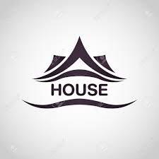 House Design Templates Free by House Abstract Real Estate Logo Design Template Royalty Free