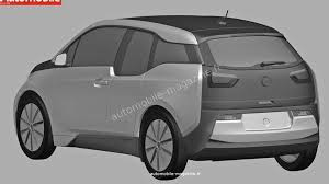 bmw minivan concept bmw i3 production fully revealed in patent drawings motor1 com