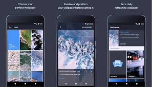 google u0027s new wallpapers app gives your phone that fresh feeling