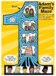 mazes kids answers