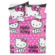 Hello Kitty Duvet Buy Hello Kitty Duvet Set Double From Our Children U0027s Duvet Covers