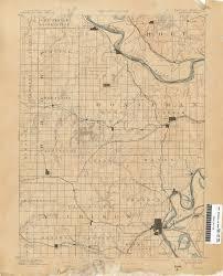 Map Of Kansas City Missouri Historical Topographic Maps Perry Castañeda Map