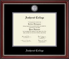 college diploma frames amherst college diploma frames church hill classics