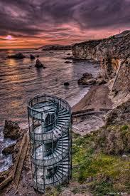 pismo beach stairway to nowhere ren mar photography u2013 fine art
