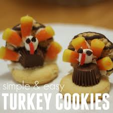 thanksgiving card for kids toddler approved super simple turkey cookies for kids