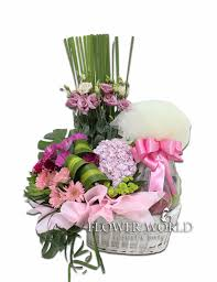 fruits and blooms basket fruit and flower basket assorted fruits basket assorted