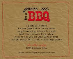 bbq birthday party invitation wording fire pit design ideas