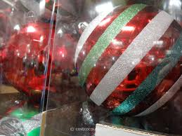 large shatter resistant ornaments