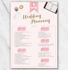 wedding planning checklist wedding planning checklist pink temploola