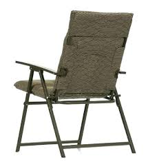 Padded Folding Patio Chairs Padded Folding Chair With Arms Historicthomaswv