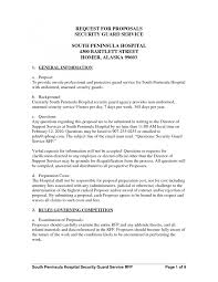 Security Guard Resume Example Security Guard Resume Template 1 Security Guard Cover Letter 1 For