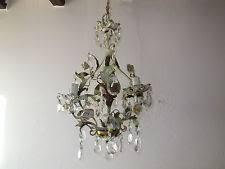 porcelain chandelier roses tole chandelier ebay