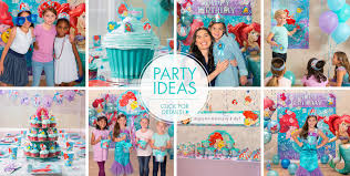 party city elsa halloween costume little mermaid party supplies little mermaid birthday party city