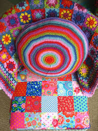 Crochet Armchair Covers Attic24 A Chair Story