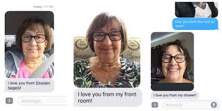 jenae sitzes this grandma sends her granddaughter a selfie every day for the