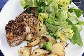 cuisiner espadon recette d espadon grillé aux herbes de provence