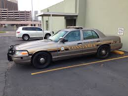 travis county precinct 5 constable ford crown victoria texas