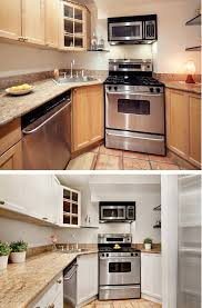 Rooms To Go Kitchen Furniture Staging Apartments Before And After Before Staging Top The