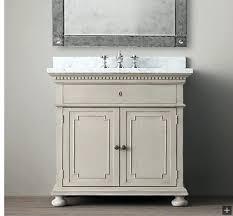 Vanity Powder Room Bathroom Restoration Hardware Vanity Powder Room Vanity Sink