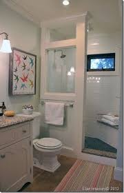 Bathroom Shower Windows I Love The No Door Walk In Shower Idea But Have Never Seen It